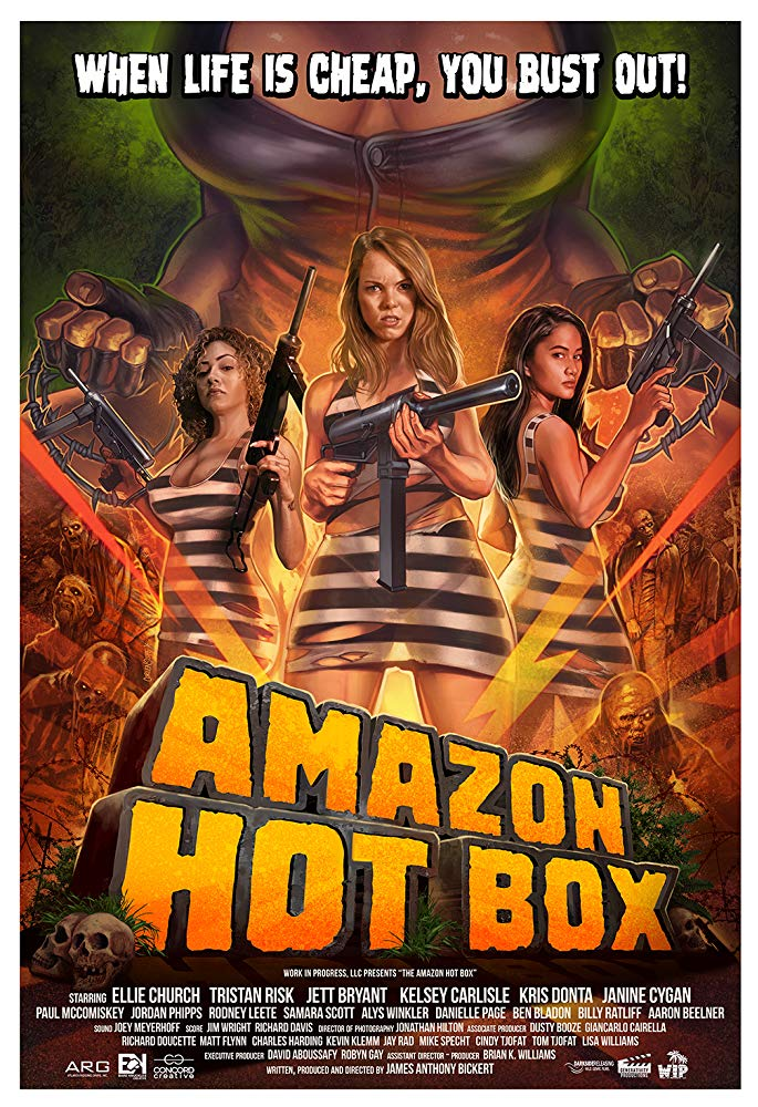 Amazon Hot Box kapak