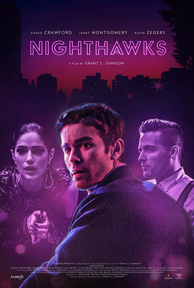 Nighthawks kapak