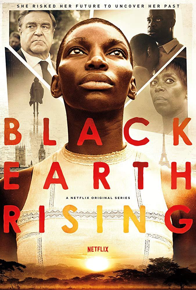 Black Earth Rising kapak