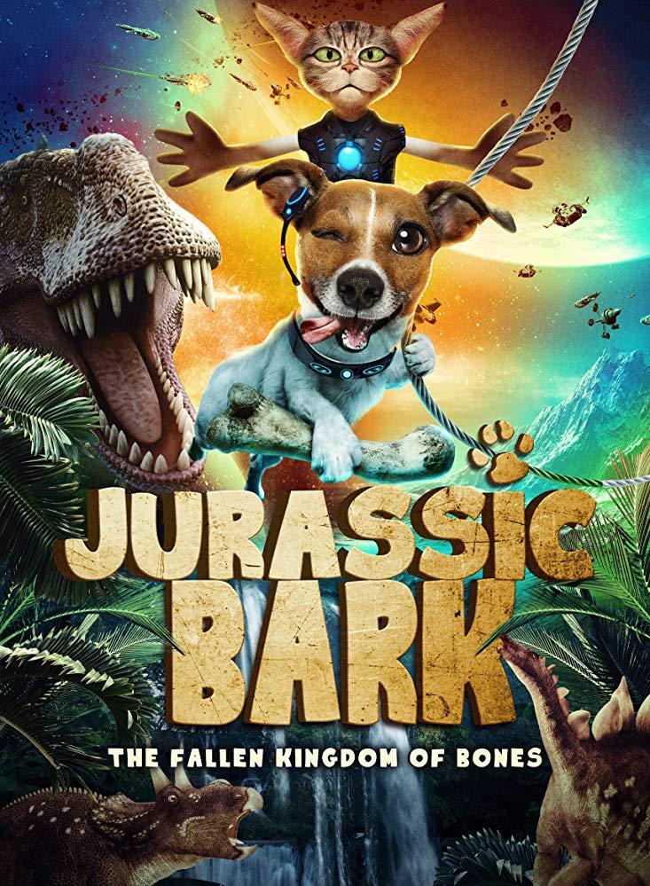 Jurassic Bark kapak