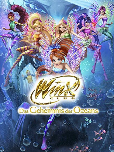 Winx Club: The Mystery of the Abyss kapak