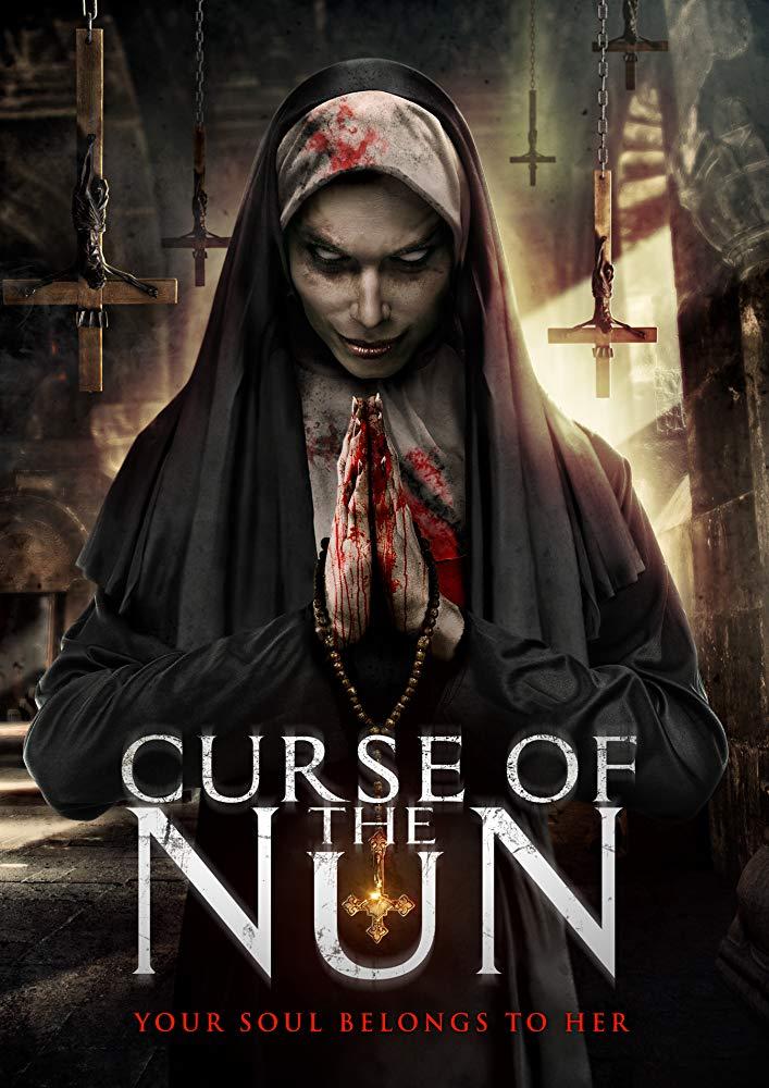 Curse of the Nun kapak