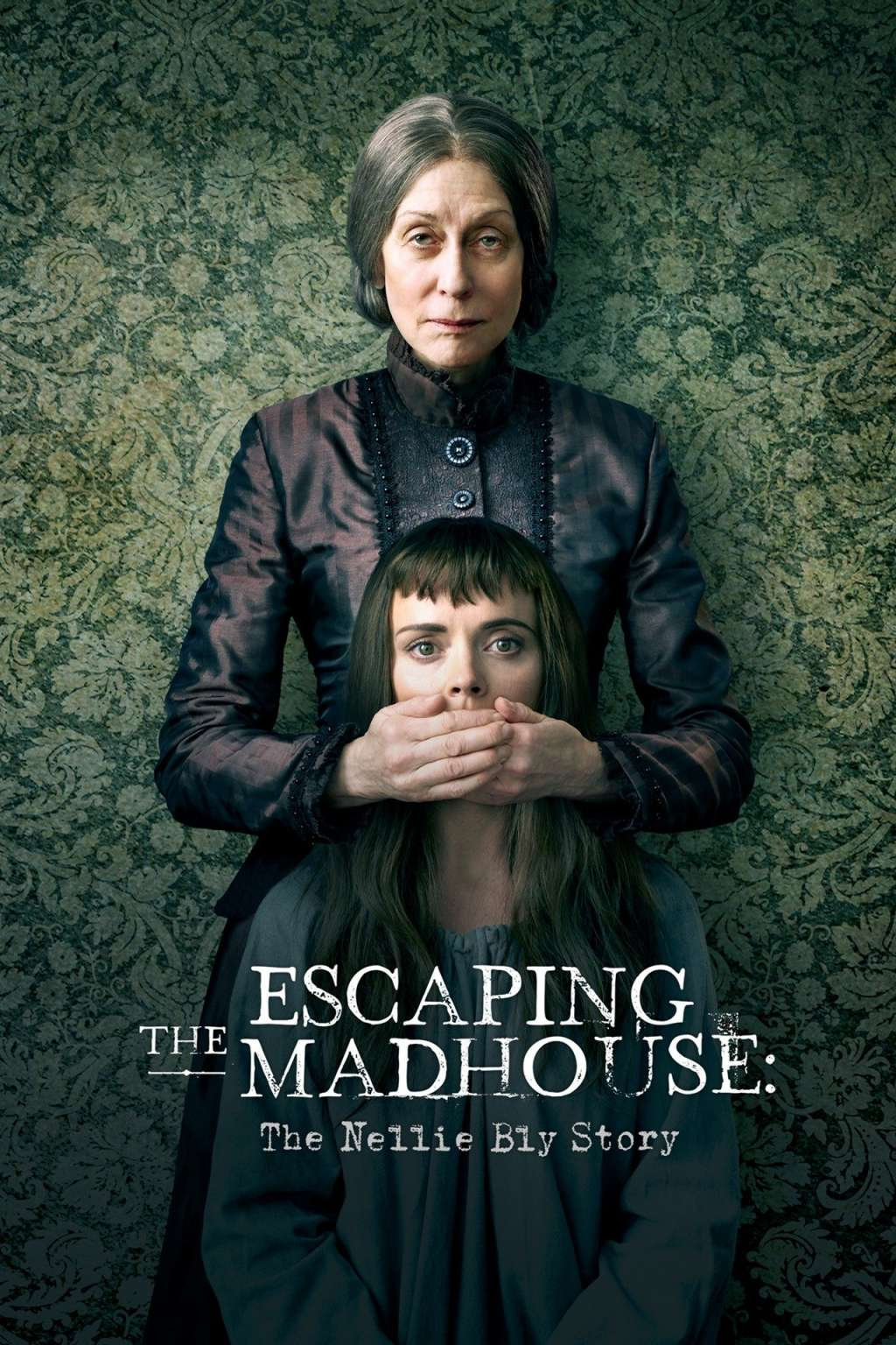Escaping the Madhouse: The Nellie Bly Story kapak