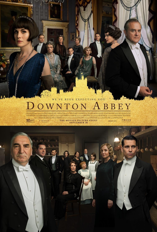 Downton Abbey kapak