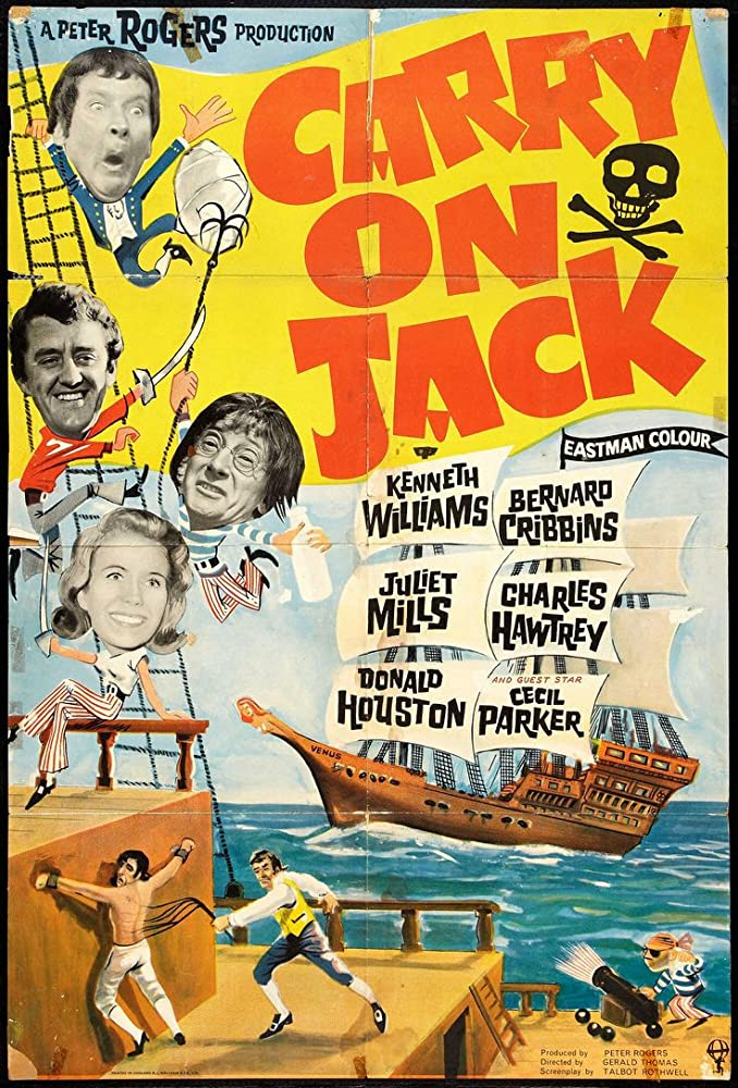 Carry On Jack kapak