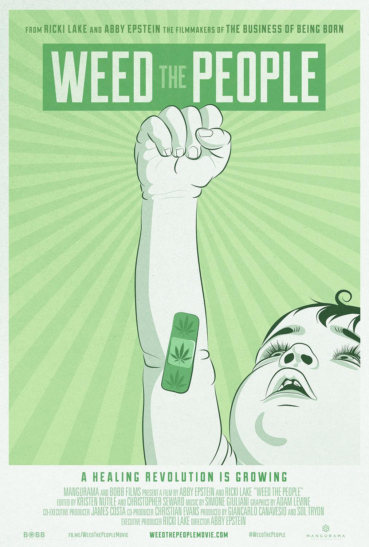 Weed the People kapak