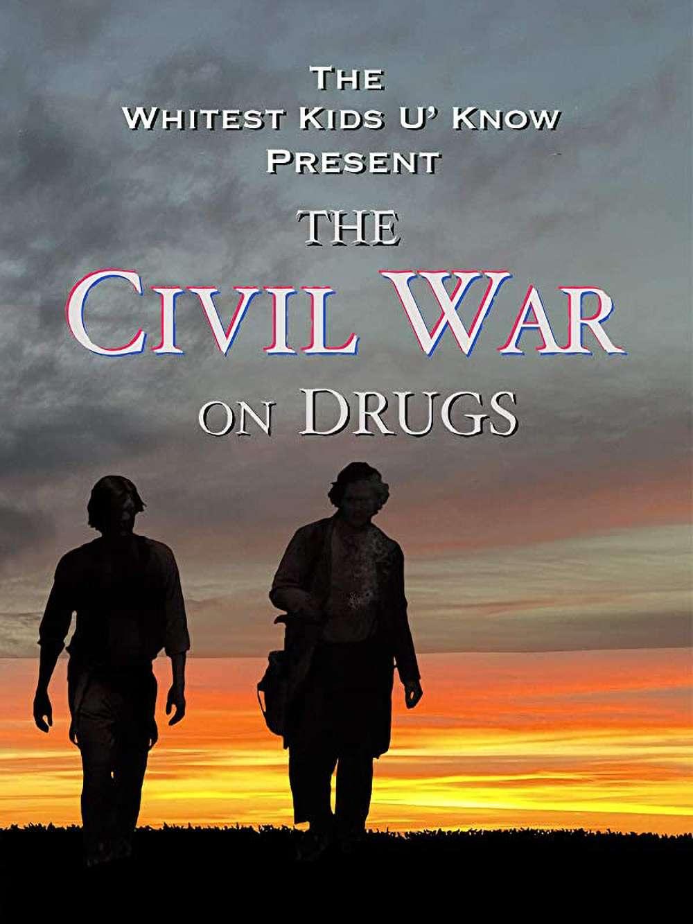 The Civil War on Drugs kapak