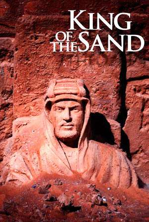 King of the Sands kapak