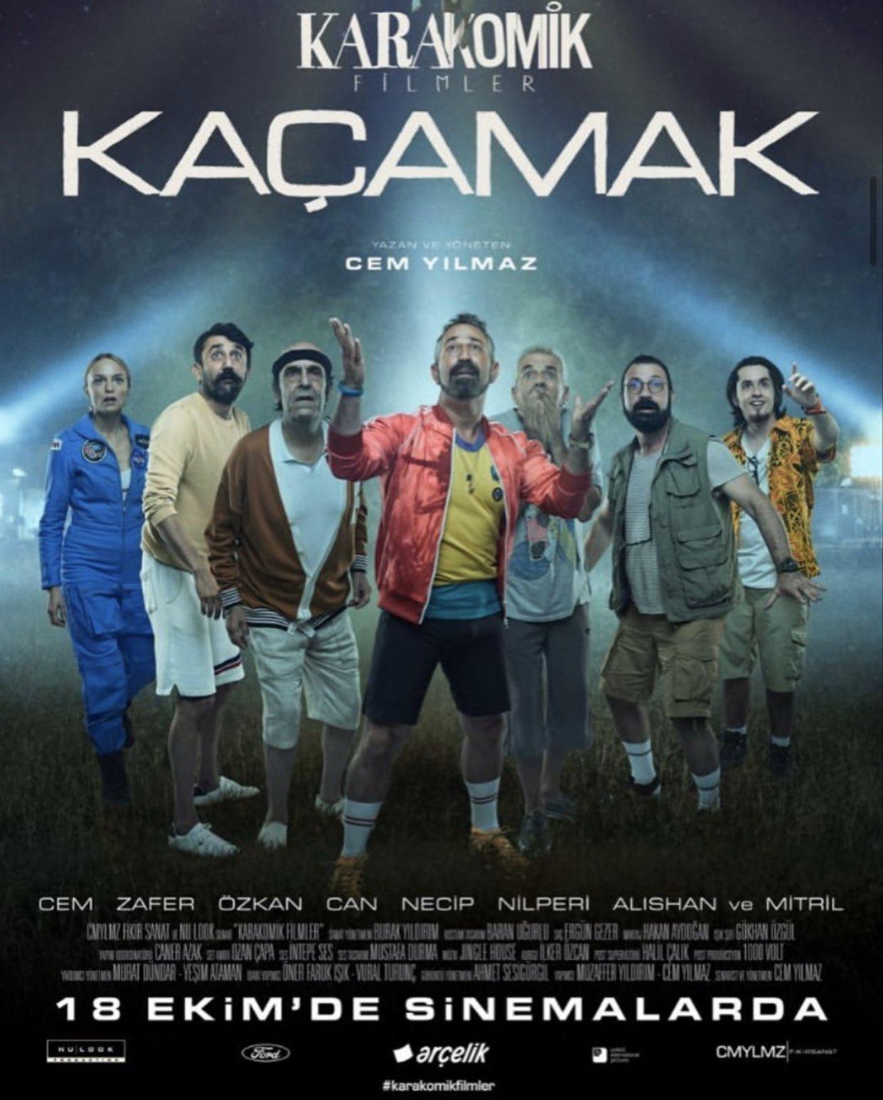 Karakomik Filmler: Kaçamak kapak