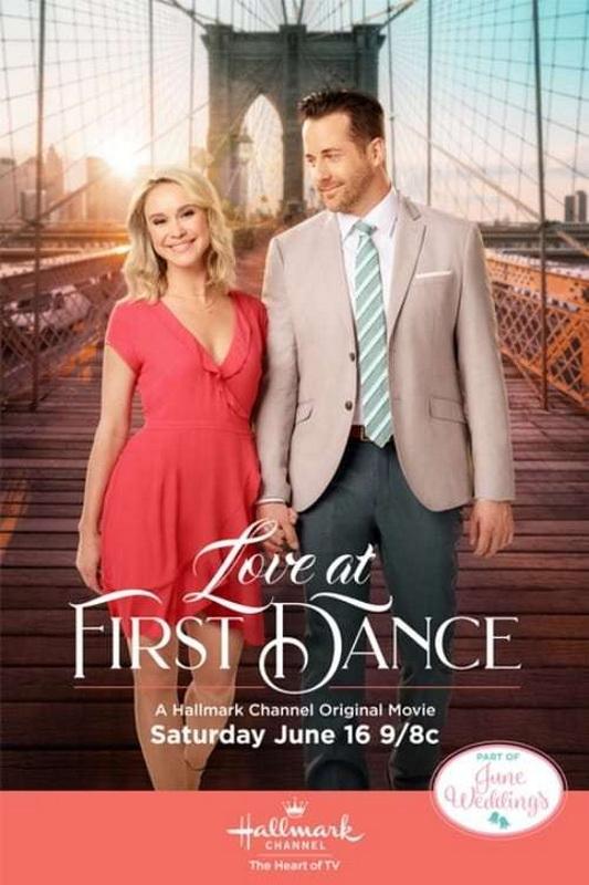Love at First Dance kapak