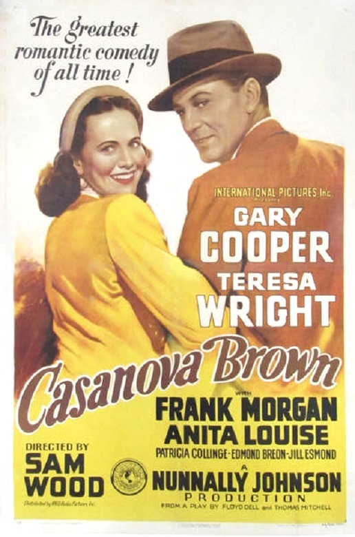 Casanova Brown kapak