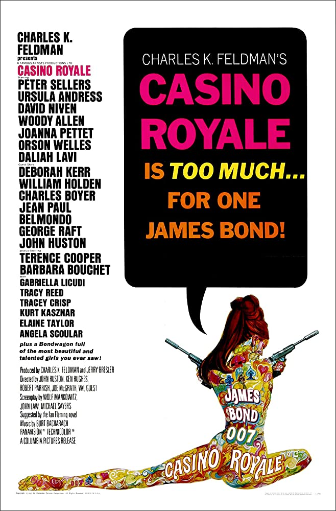 Casino Royale kapak