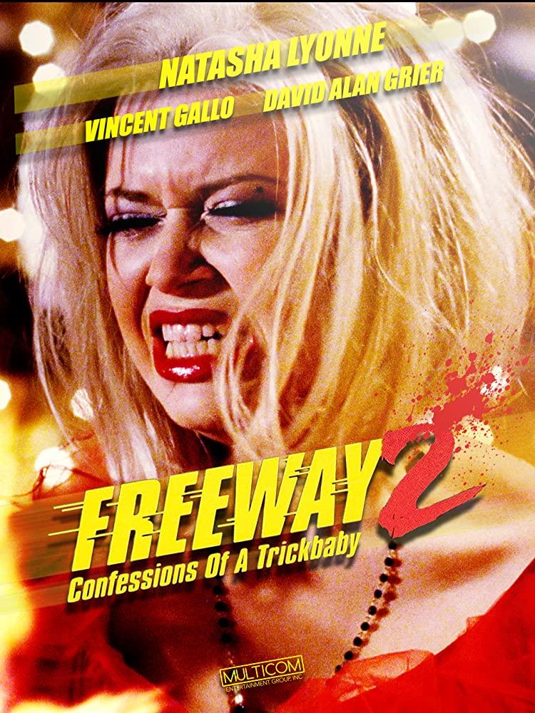 Freeway II: Confessions of a Trickbaby kapak