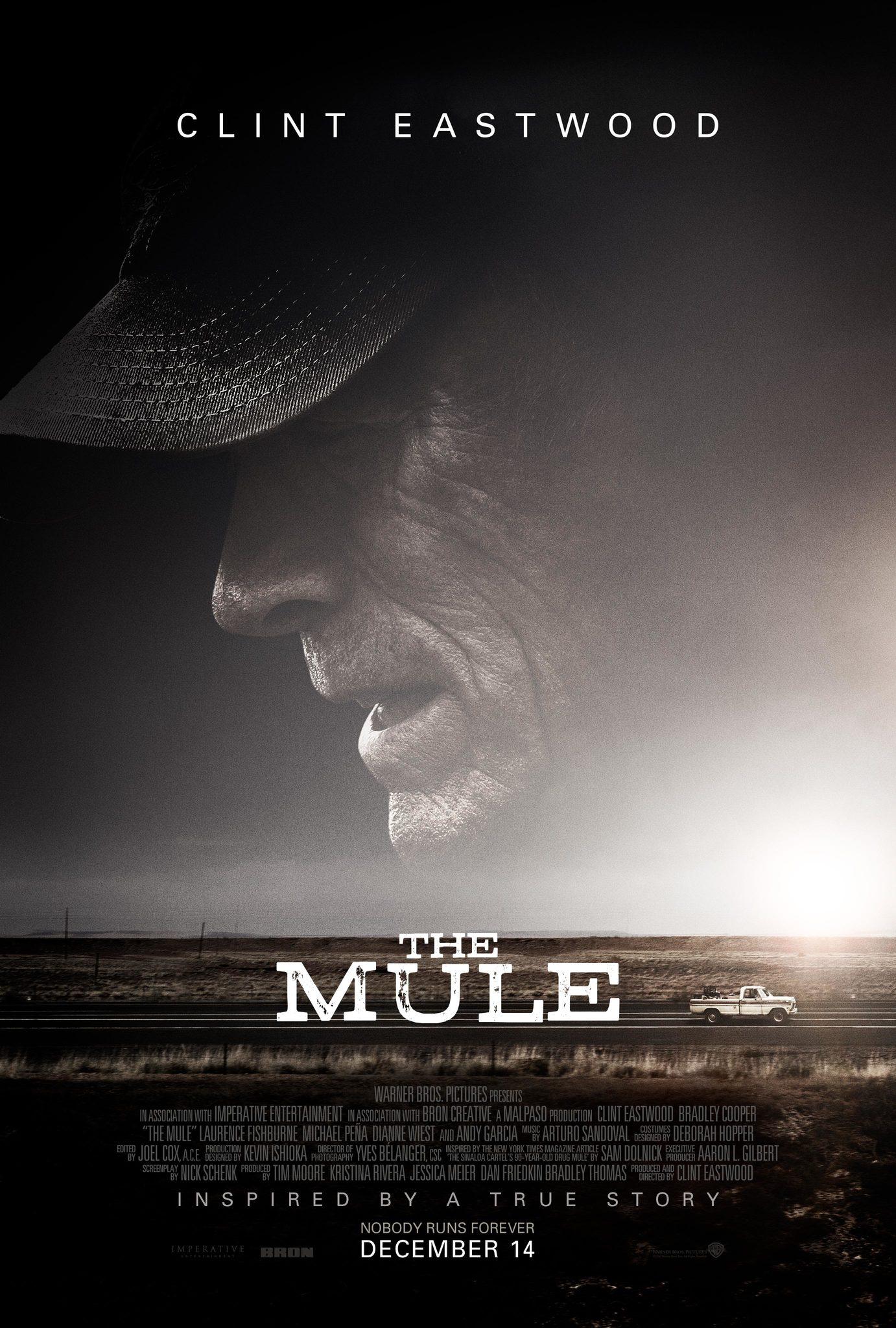 The Mule kapak