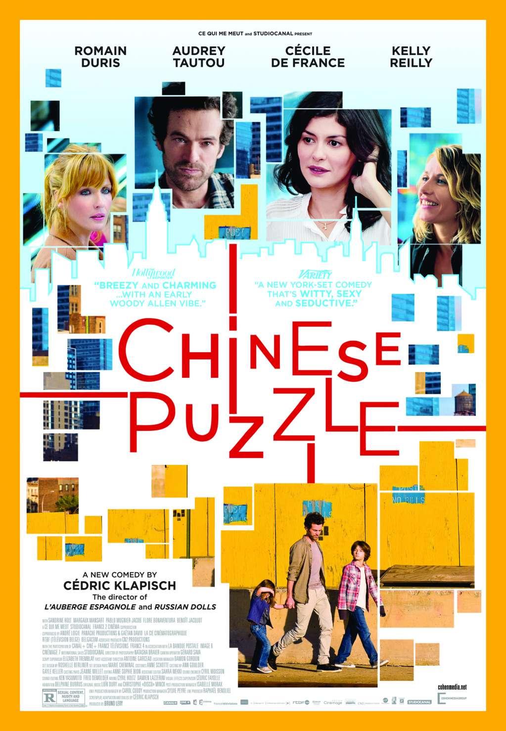 Chinese Puzzle kapak