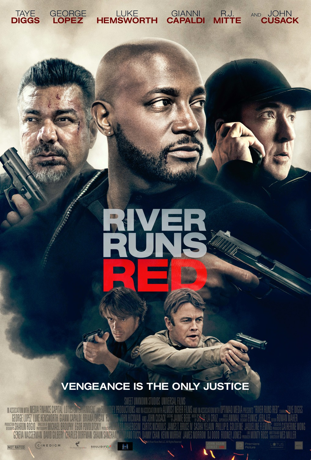 River Runs Red kapak