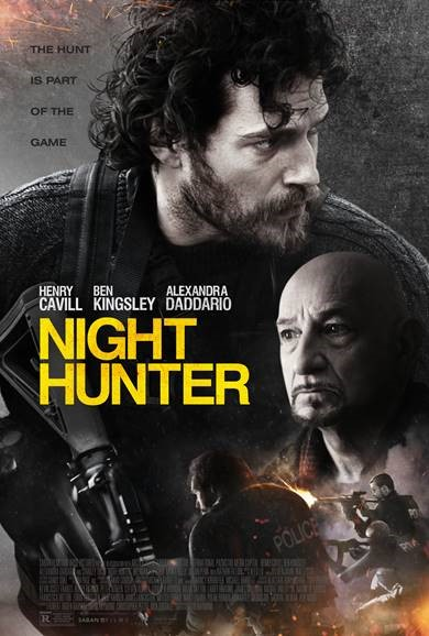Night Hunter kapak