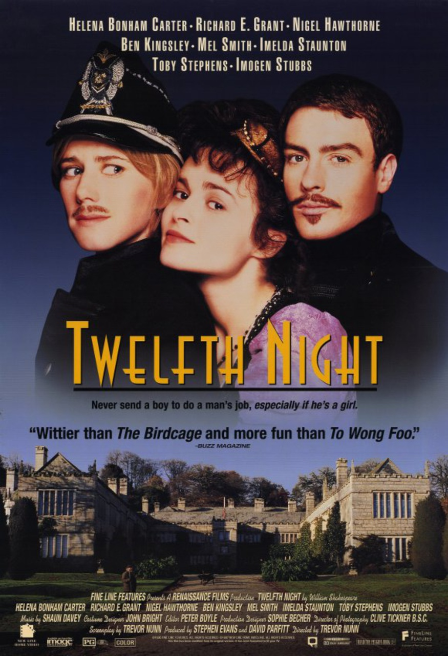 Twelfth Night or What You Will kapak