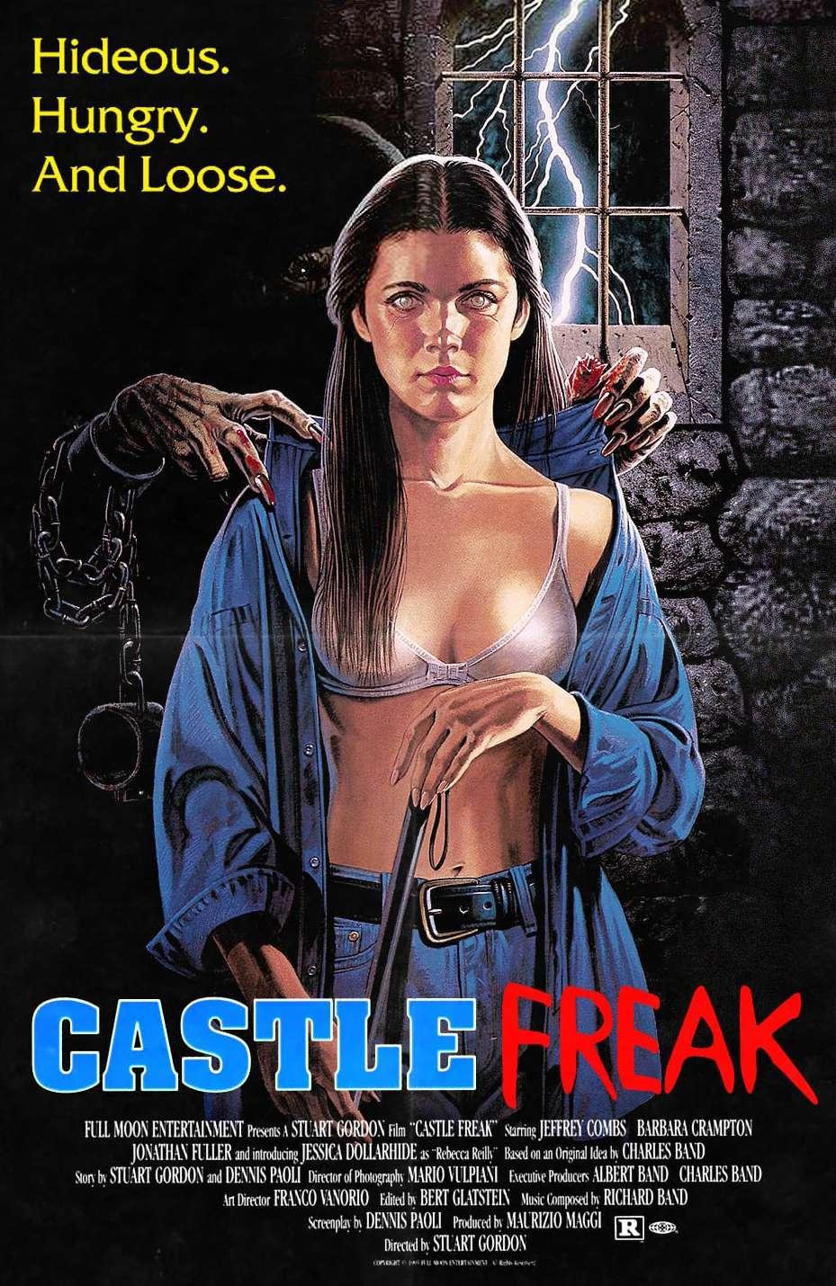 Castle Freak kapak