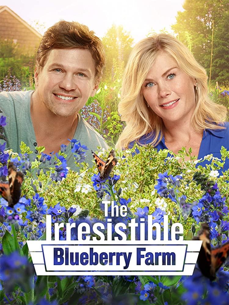 The Irresistible Blueberry Farm kapak