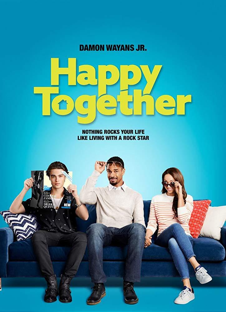 Happy Together kapak