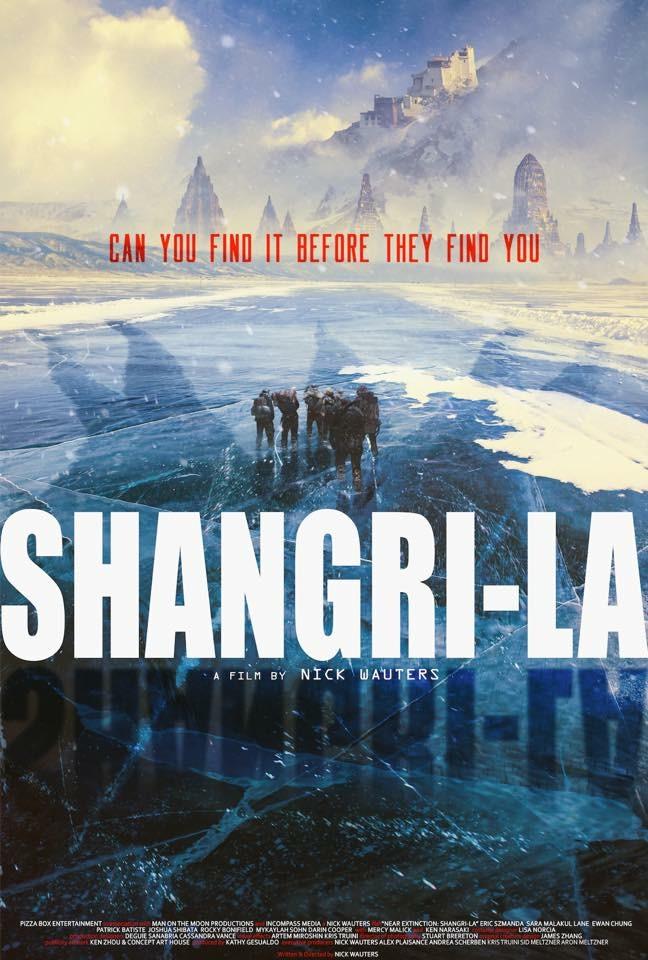 Shangri-La: Near Extinction kapak