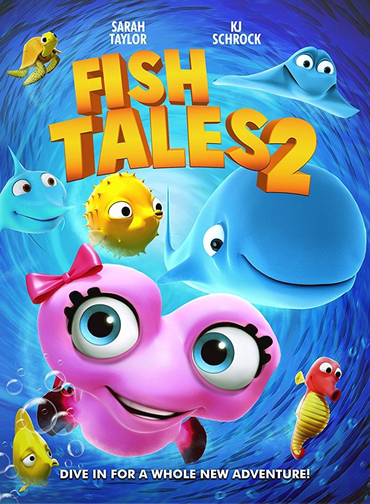 Fishtales 2 kapak