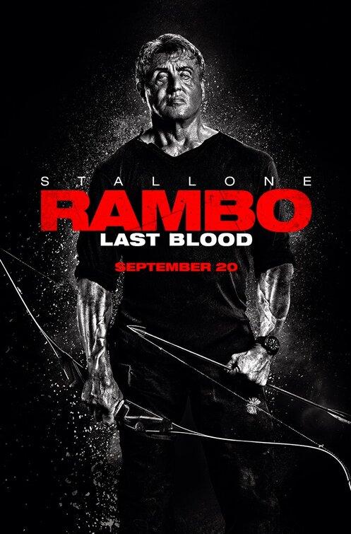 Rambo: Last Blood kapak