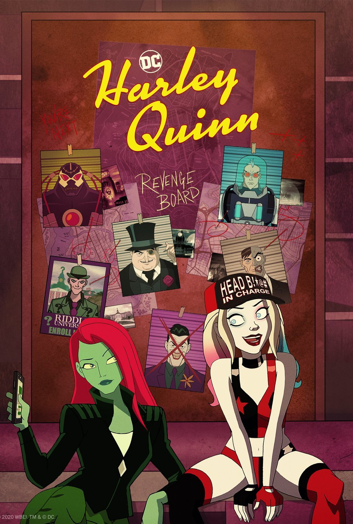 Harley Quinn kapak