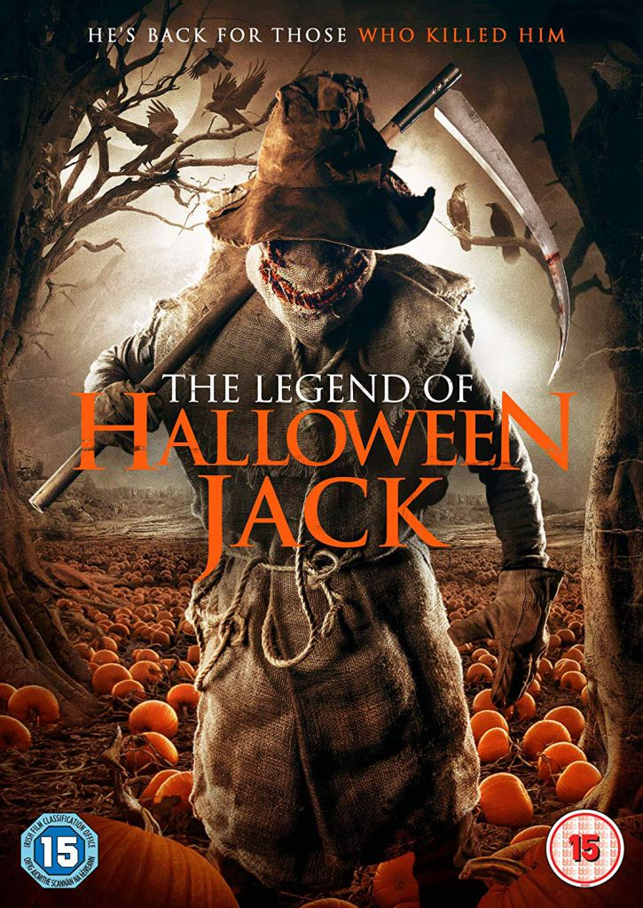 The Legend of Halloween Jack kapak