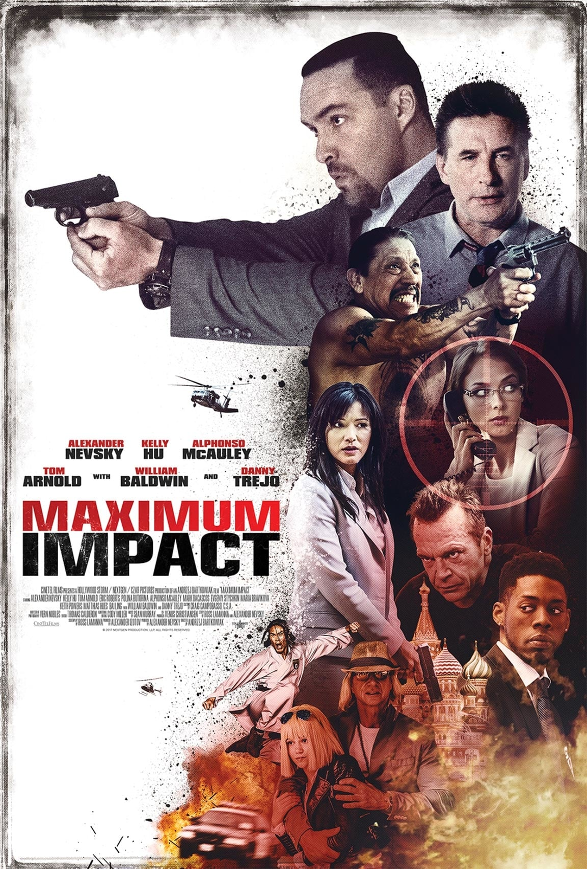 Maximum Impact kapak