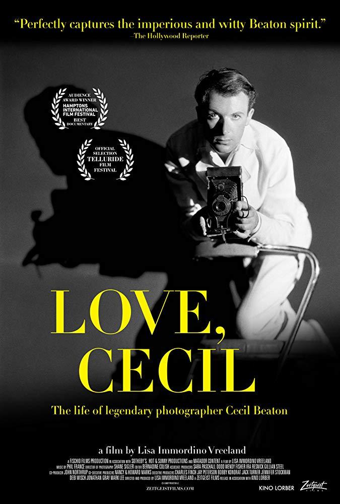 Love, Cecil kapak