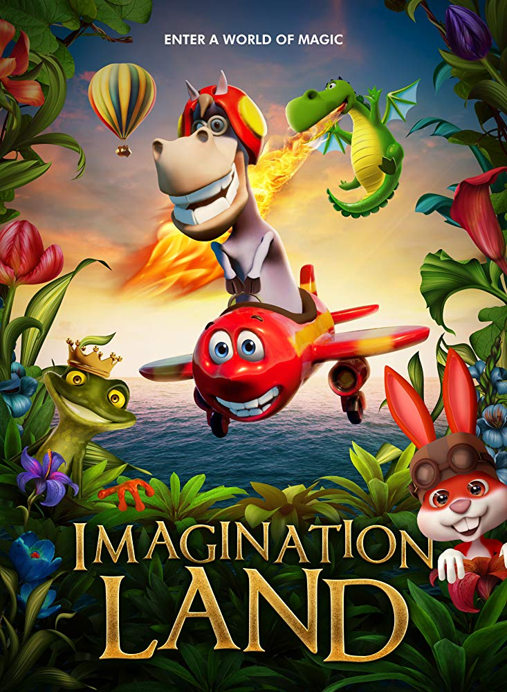 ImaginationLand kapak