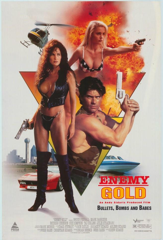 Enemy Gold kapak