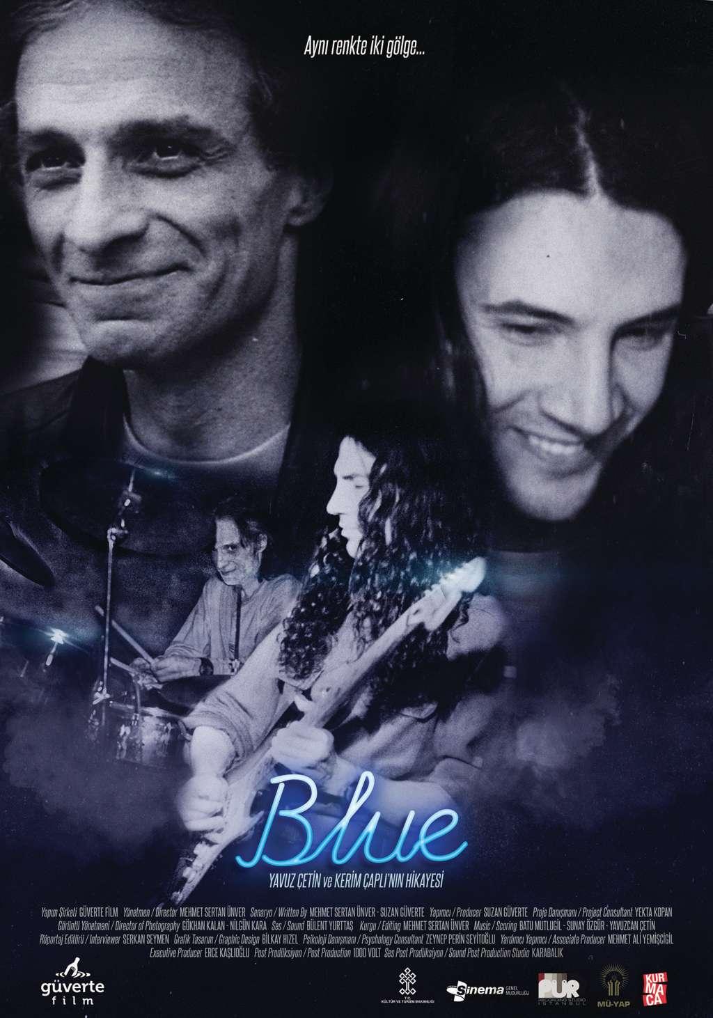 Blue kapak