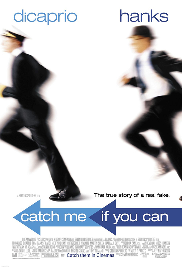 Catch Me If You Can kapak
