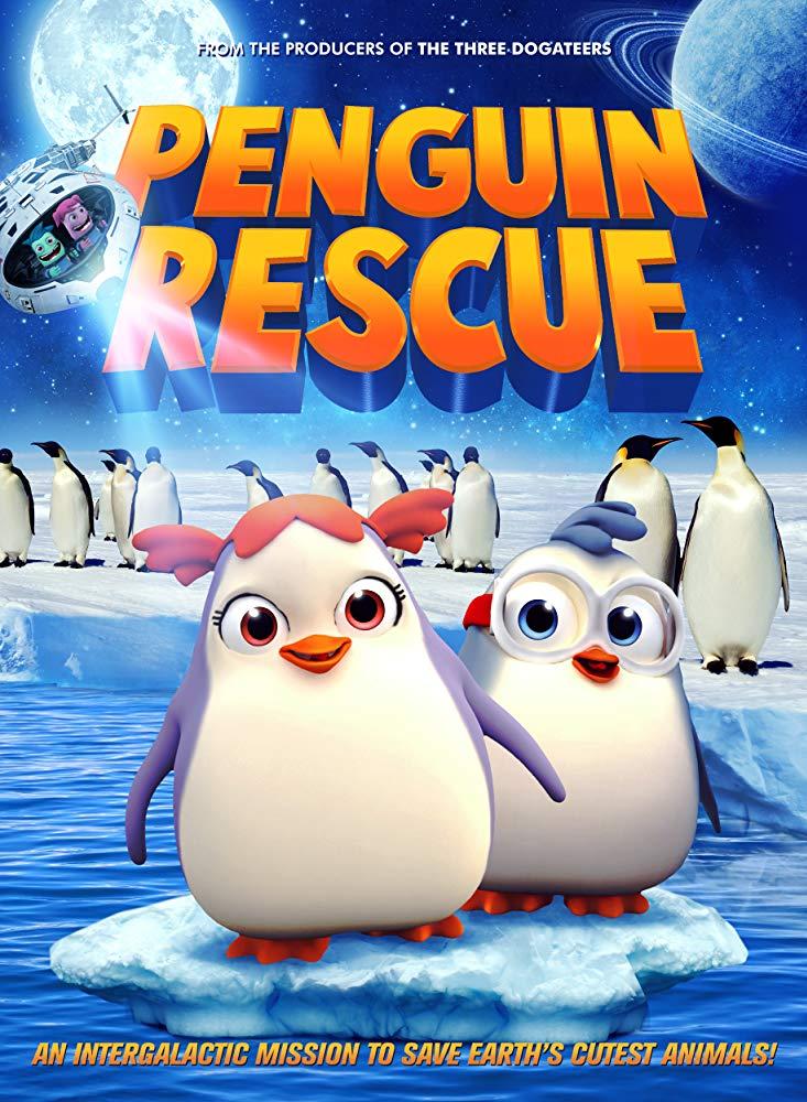 Penguin Rescue kapak