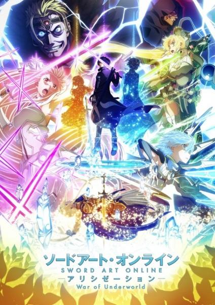 Sword Art Online: Alicization kapak