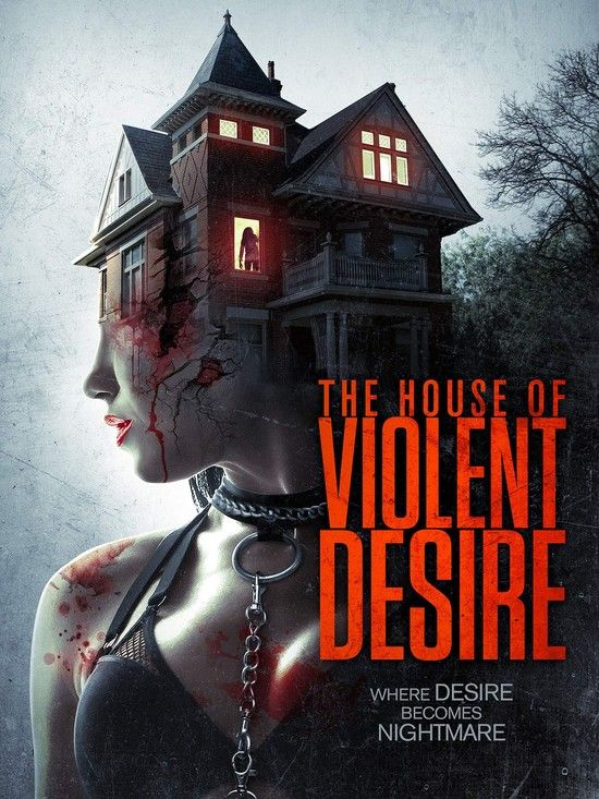 The House of Violent Desire kapak