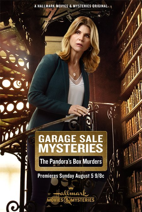 Garage Sale Mystery: Pandora's Box kapak