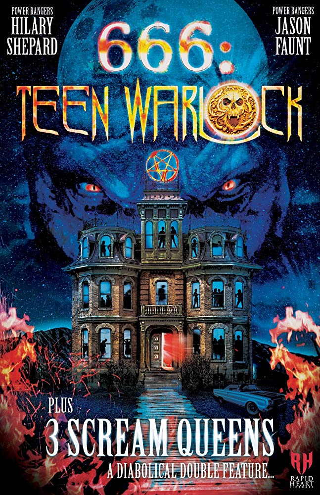 666: Teen Warlock kapak