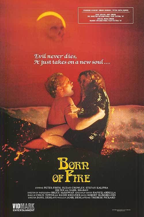 Born of Fire kapak