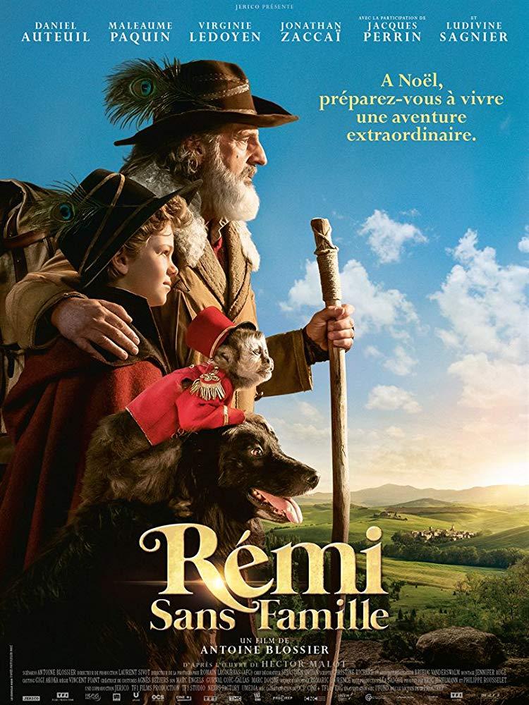 Remi, Nobody's Boy kapak