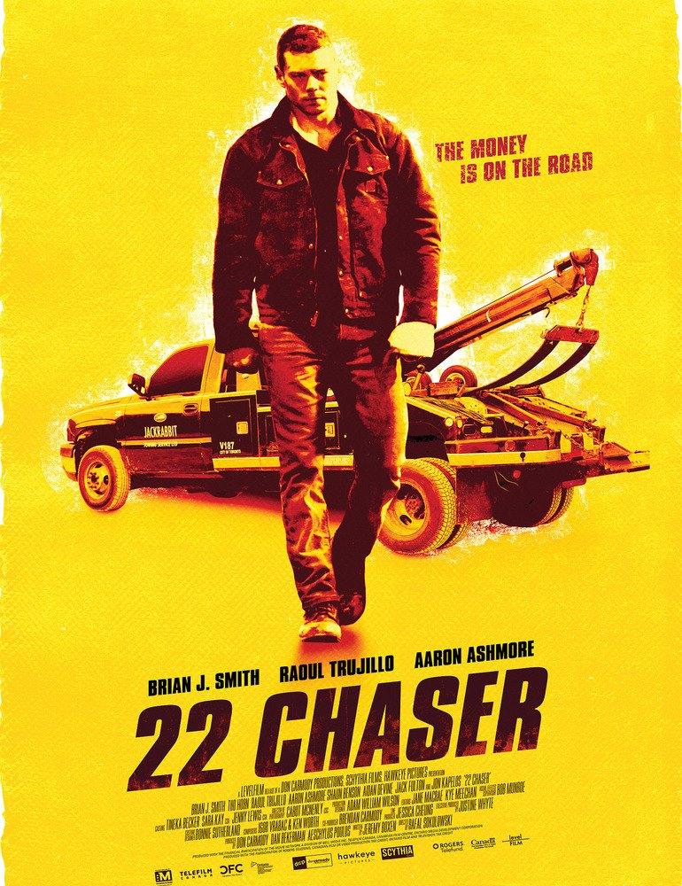 22 Chaser kapak