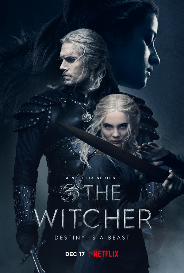 The Witcher kapak