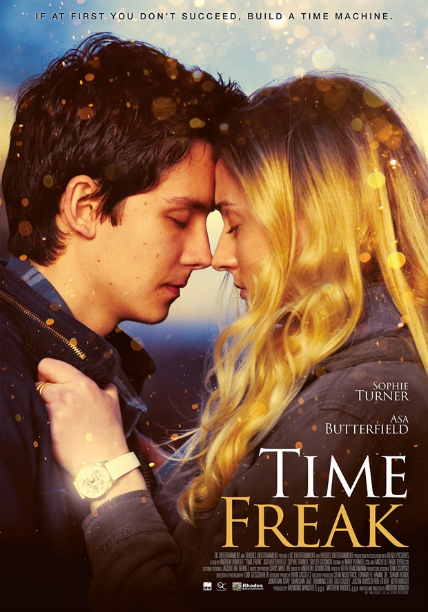 Time Freak kapak