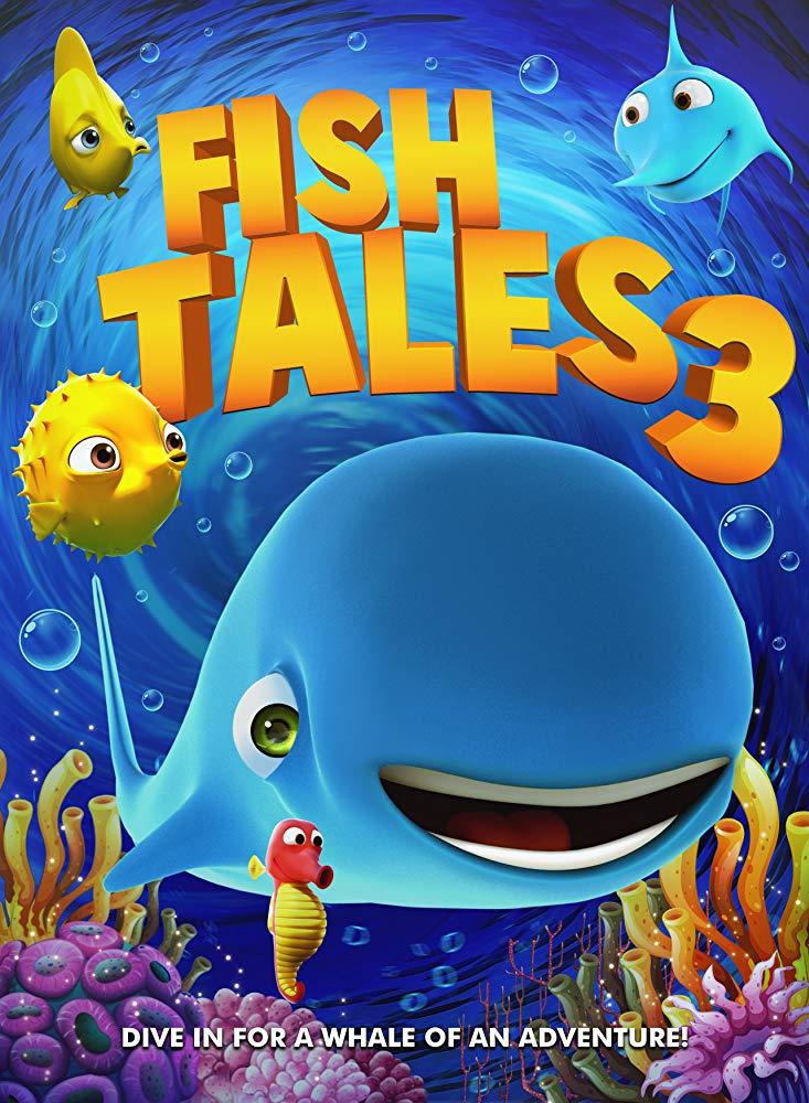 Fishtales 3 kapak