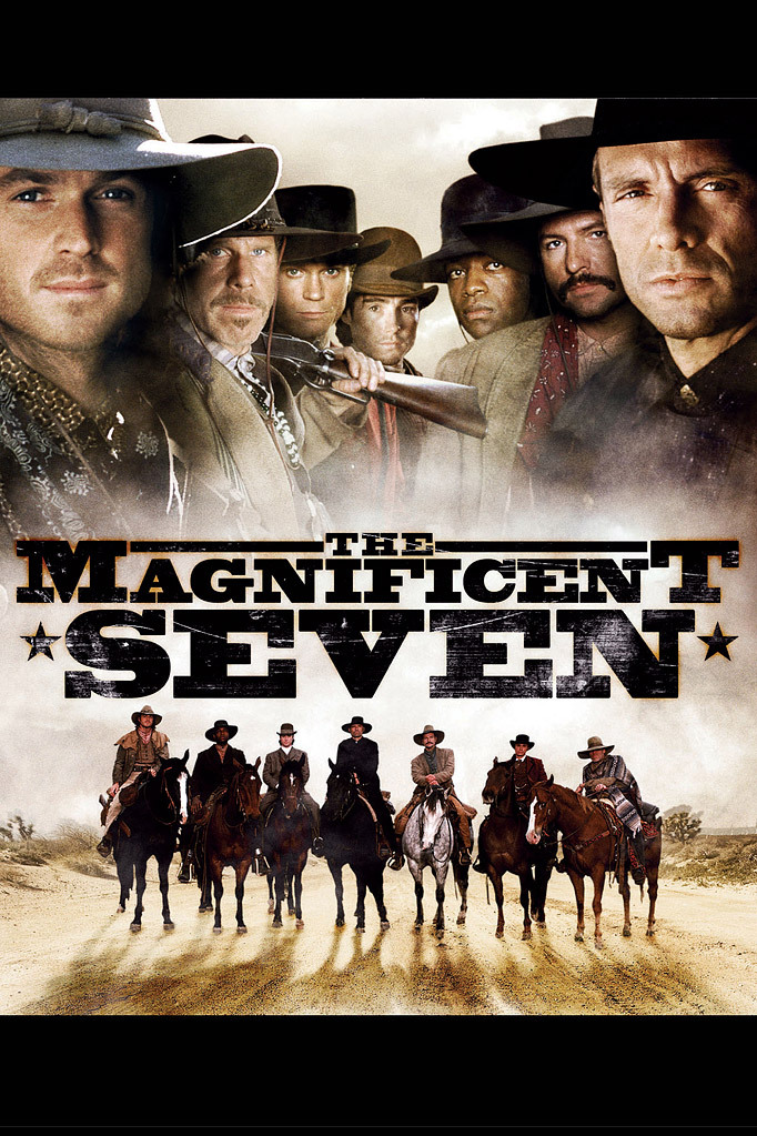 The Magnificent Seven kapak