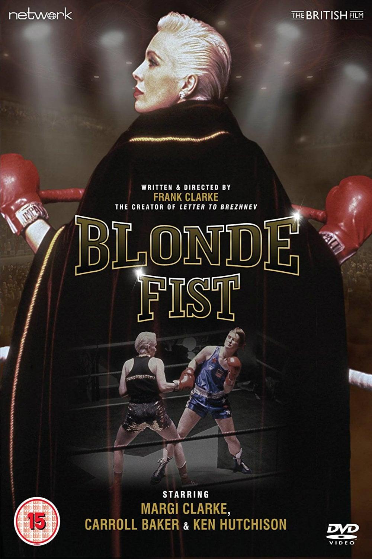 Blonde Fist kapak