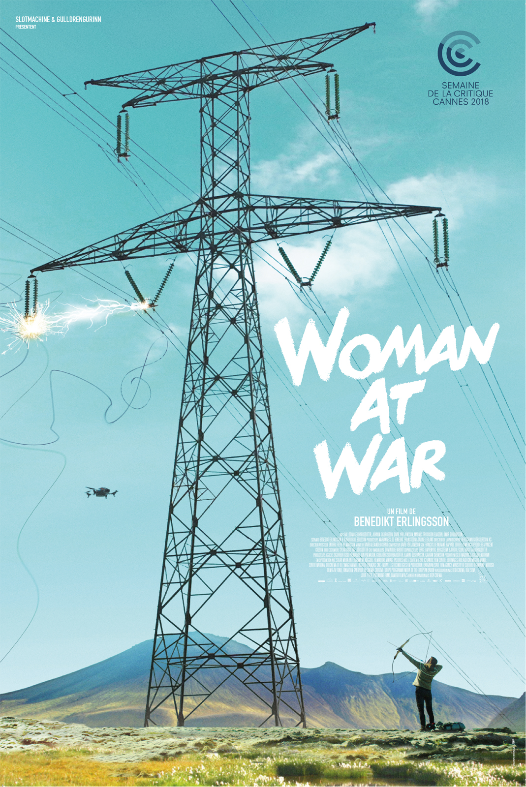 Woman at War kapak